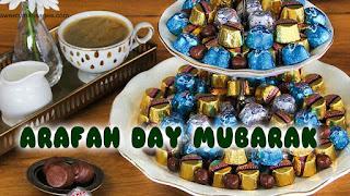 arafah day mubarak
