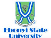 EBSU 2017/2018 Pre-Degree Programme Admission Form On Sale