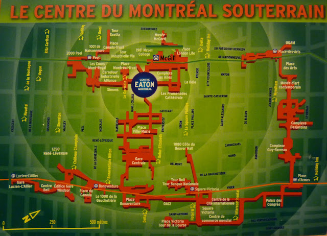 Concours carto imaginaire for Cci montreal