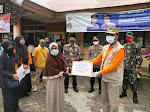 Setelah Sembako, Giliran 20.260 KK Warga Limapuluh Kota Terima BST Kemensos