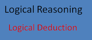 Logical Deduction Quiz – Reasoning Questions and Answers  | Logical Reasoning