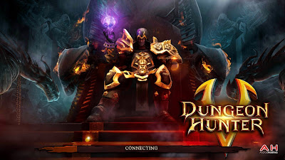Download Game Android Gratis Dungeon Hunter 5 apk + data