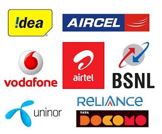 Transfer Balance In Airtel, Idea, Uninor, Docomo, Aircel, Reliance, Vodafone, Bsnl