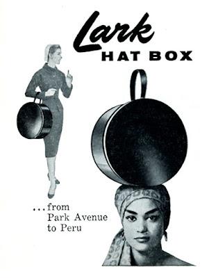 Lark Hat Box