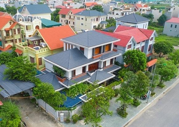 Cùng ngắm biệt thự khủng và đẹp của Giám đốc Sở Kế hoạch và Đầu tư tỉnh Thanh Hóa