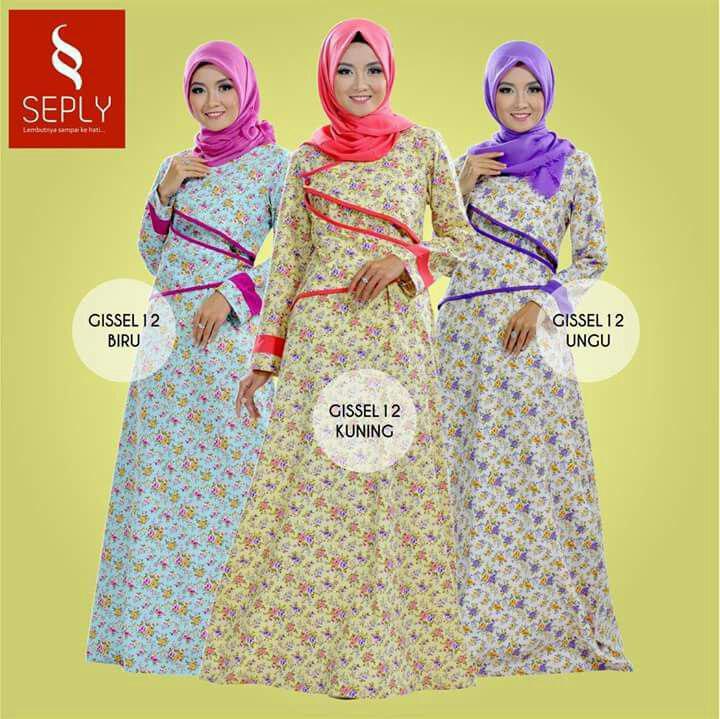 Baju Gamis Qirani Murah Hijab Nemo