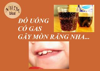 do-uong-co-gas-gay-mon-rang; NhimBlog