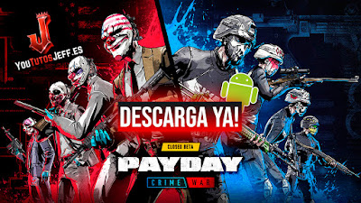 Descargar PAYDAY Crime War Android