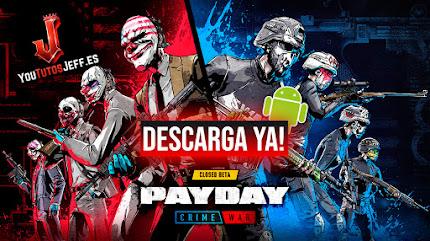 Descargar PAYDAY Crime War Android