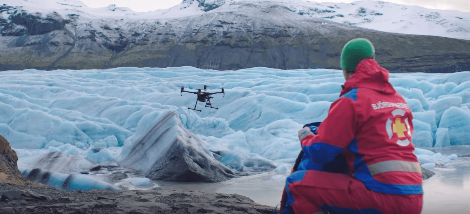 DJI AirWorks Says Drones Can Save Lives