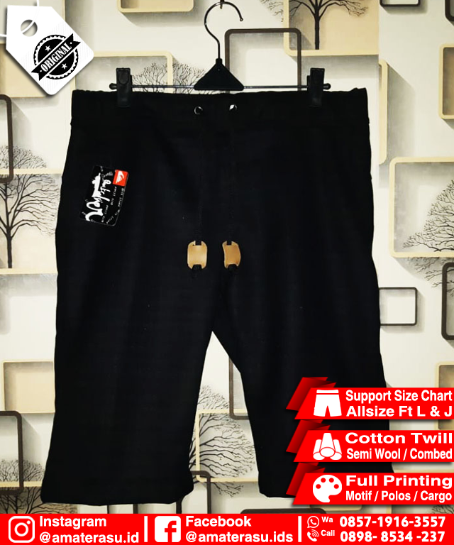 Celana Santai | Celana Santai | Twill | Semi Wool