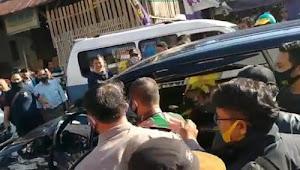 Belum tuntas kasus Penghina guru Dede Iskandar, kini muncul perwira polisi ngancam tembak
