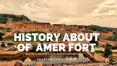history about of Amer fort