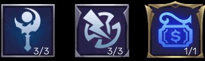 Emblem Silvana Tersakit dan Terkuat