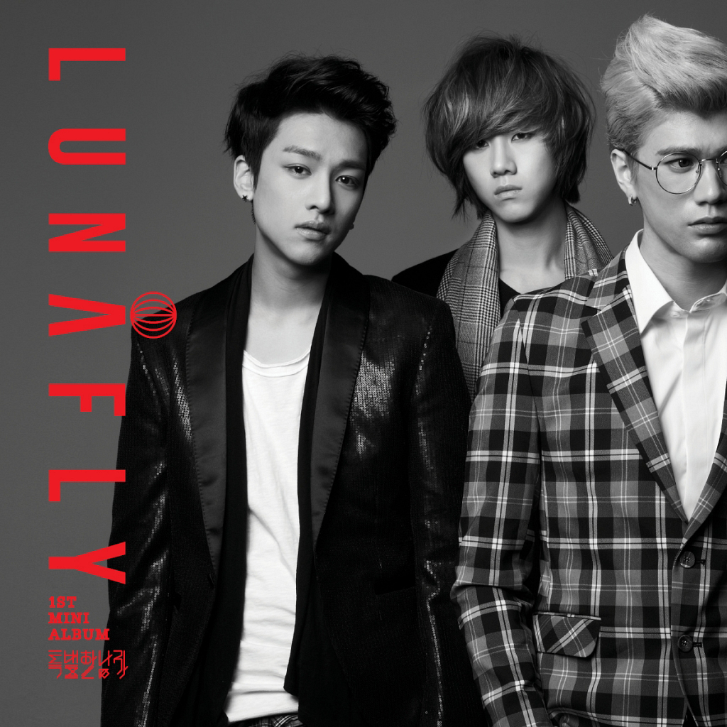 [EP] LUNAFLY – Special Guy
