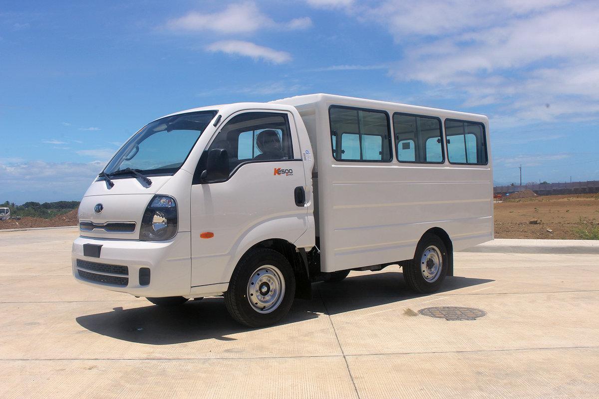Kia Philippines Brings Back K-Series Van | Philippine Car