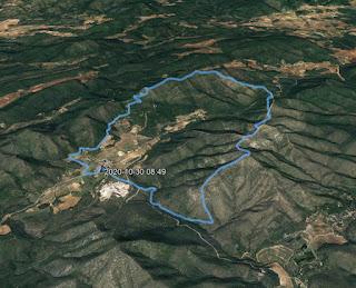 Recorregut: La Joncosa del Montmell-Puig de la Cova (El repte dels 100 cims)