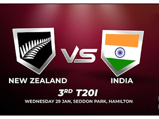 IND vs NZ: Indian team can make a major change in the 3rd T20, See Probable XI