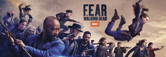 Fear the Walking Dead: banner Comic-Con