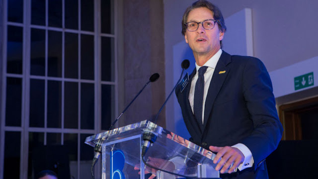 Lorenzo Mendoza recibió premio a la Ciudadanía Corporativa