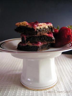 May bars4 Strawberries and Cheesecake Chocolate Bars