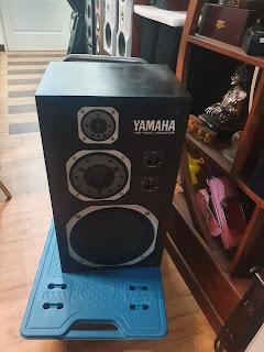 Yamaha Ns1000 monitor Speaker (SOLD) 20210120_085741