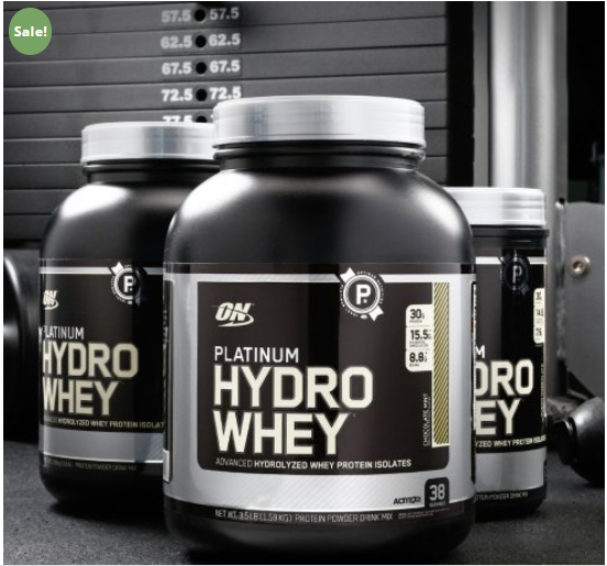 How Hydro Whey Protein Helps in Accelerating the Muscle Strength