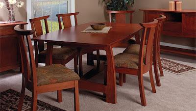 mebel furniture meja makan