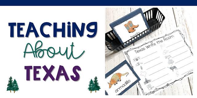 Texas-teaching-resources