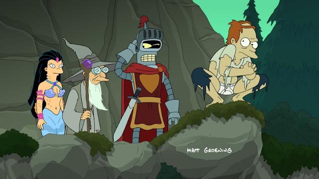 Descargar Futurama El Juego de Bender Mega y Mediafire