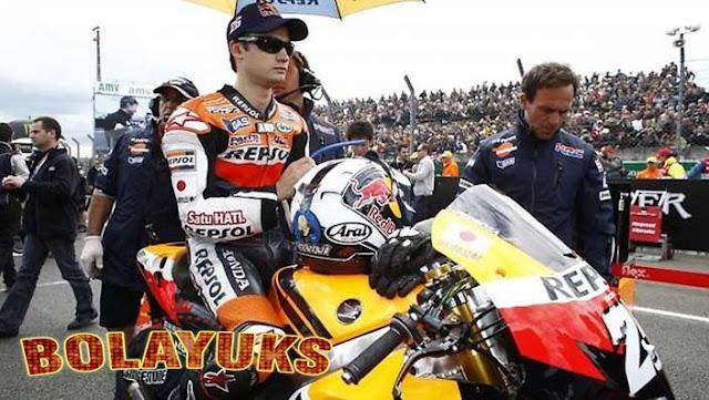 MotoGP Jerman: Pedrosa Lebih Percaya Diri pada Lintasan Basah