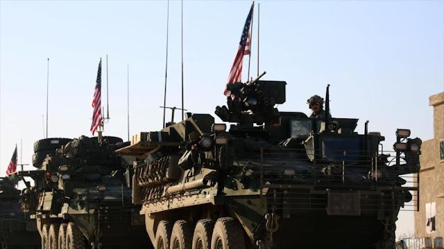 Siria denuncia que presencia militar de EEUU apoya a Daesh