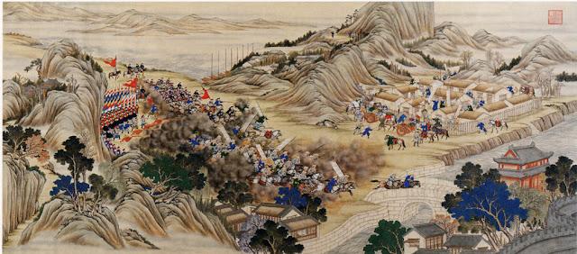 pemberontakan panthay, panthay rebellion, kesultanan pingnanguo, pemberontakan muslim cina, pemberontakan panthay terhadap dinasti qing, du wenxiu akhir pemberontakan panthay