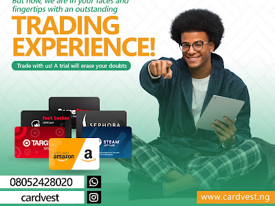 Get Paid Instantly: Exchange Gift Cards for Naira