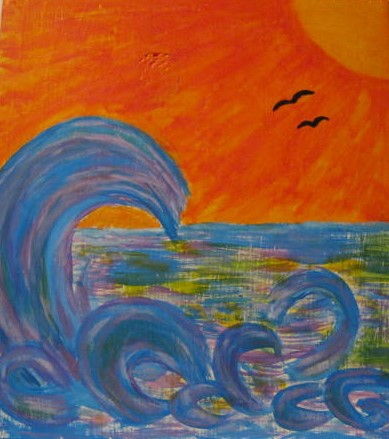 Acrylic Painting And Crafty Ideas: Easy Painting Ideas