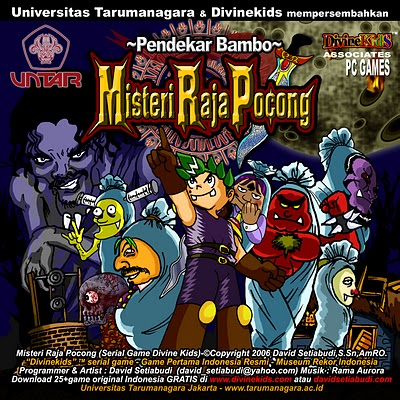Download Free Games Mystery of King Pocong ~ Airlandzz.com