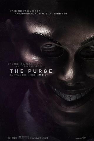 The Purge [2013] [DVDR] [NTSC] [Latino]