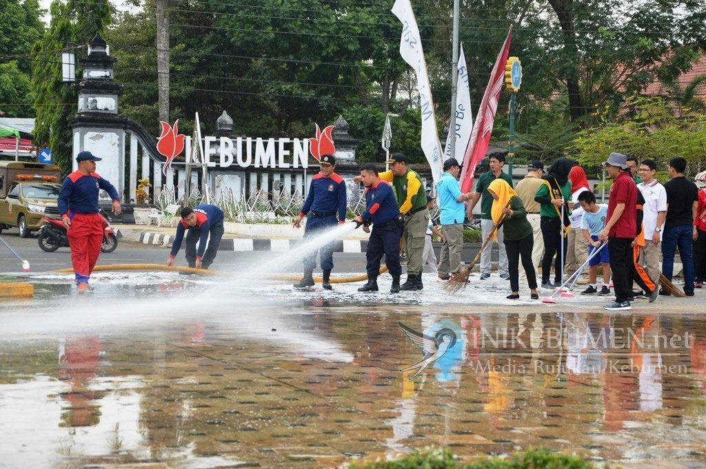 Asyik, Alun-alun Kebumen Bakal Dilengkapi Fasilitas Fitnes