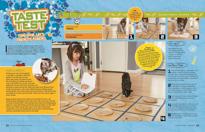 review of Cat Science Unleashed by Jodi Wheeler-Toppen