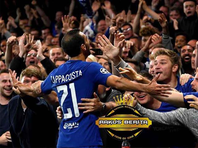 Hazard 'Chelsea Bisa Saja Langsung Juara Di Liga Champions'