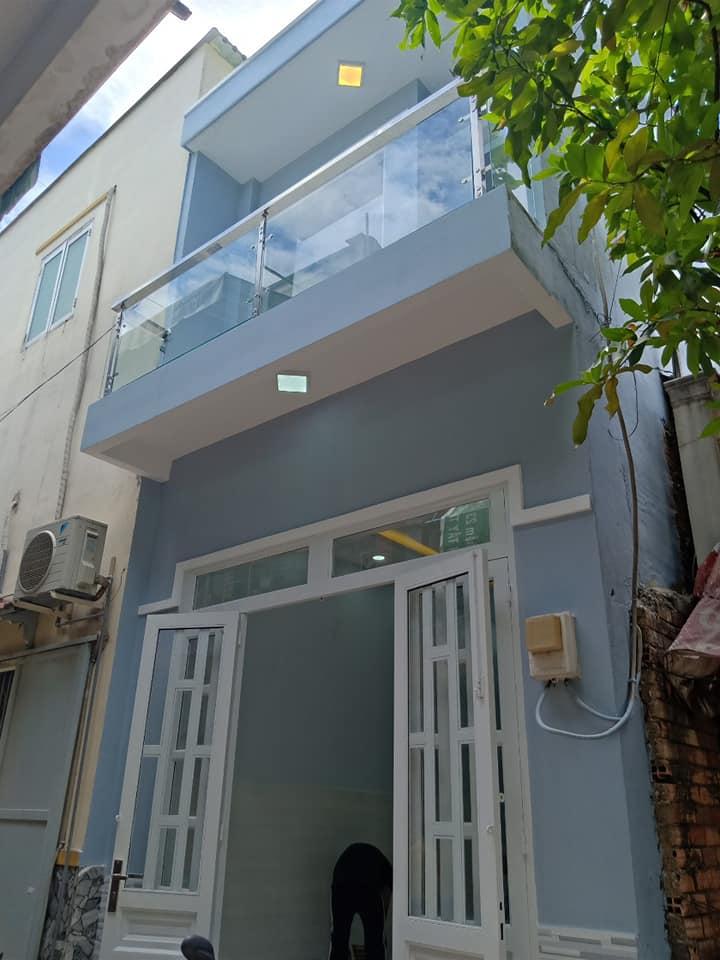 Bán nhà hẻm 17 Trần Quang Cơ quận Tân Phú giá rẻ. DT 3,5x11m