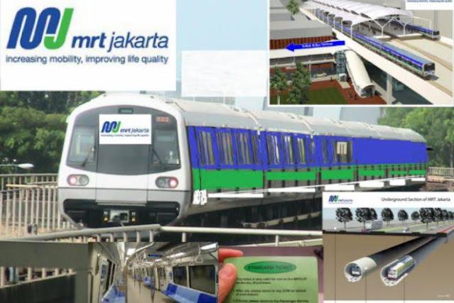 PT. Mass Rapid Transit Jakarta (MRT)