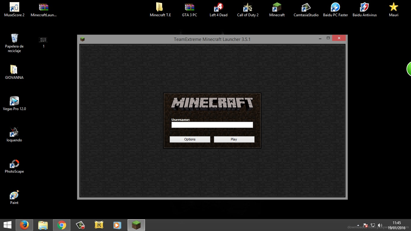 download cracked minecraft launcher