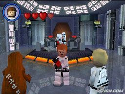 Lego Star Wars Ii Nds Rom