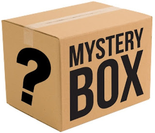 Mystery Box of Books Giveaway