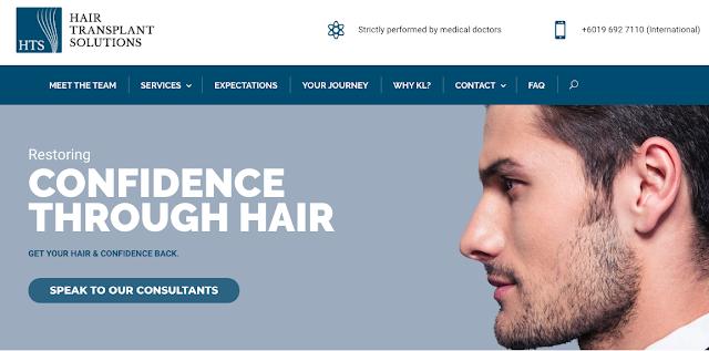 HTS hair transplant
