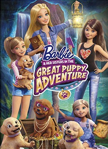 Barbie & Her Sisters in The Great Puppy Adventure 2015 Full Movie Watch Online