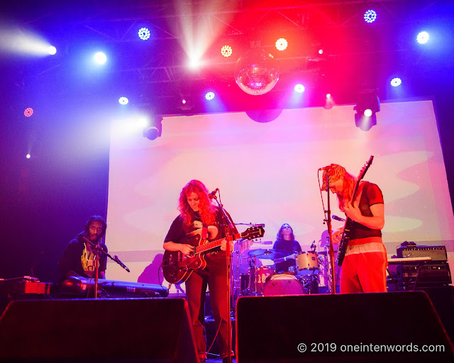 Fiver at Venusfest at The Opera House on Friday, September 20, 2019 Photo by John Ordean at One In Ten Words oneintenwords.com toronto indie alternative live music blog concert photography pictures photos nikon d750 camera yyz photographer summer music festival women feminine feminist empower inclusive positive