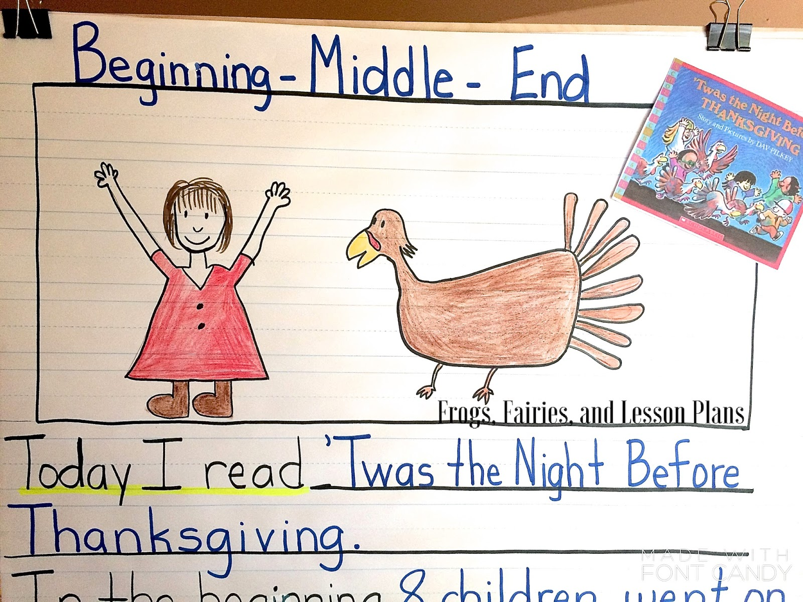 Frogs Fairies And Lesson Plans 5 Tips For Teaching A Beginning Middle End Reading Lesson