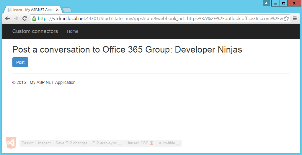 Vardhaman Deshpande: Using Office 365 Connectors for Groups